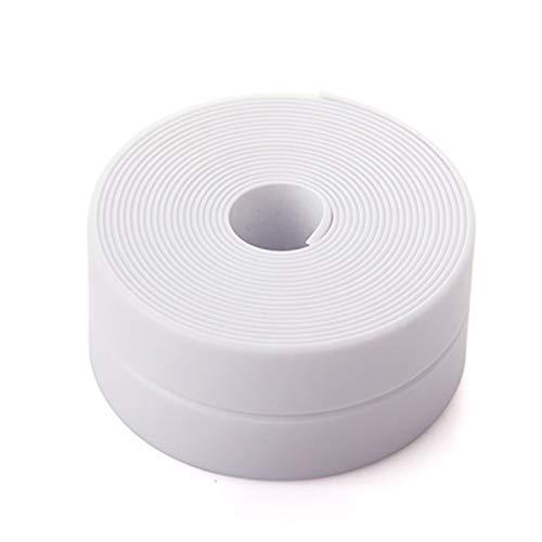 Dichtungsstreifen, Wasserdichtes Klebeband Selbst Reparaturband für Badewanne Badezimmer Küchenspüle Waschbecken Waschbecken Toilette Küchendichtung (3,2 m * 22 mm)