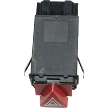 Direct Fit Hazard Flasher Switch for Audi A4 A4 Quattro S4
