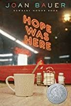 Hope Was Here (00) by Bauer, Joan [Hardcover (2000)]