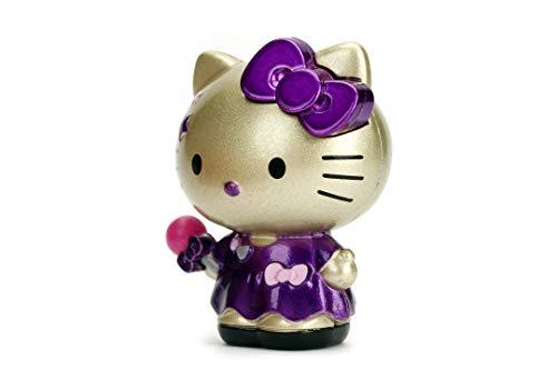 Dickie Toys 253240001 Hello Kitty Figur aus Druckguss, zum Sammeln, Sammelfigur, 3 Verschiedene Versionen, Lieferumfang: 1 Stück, 6 cm, ab 3 Jahren