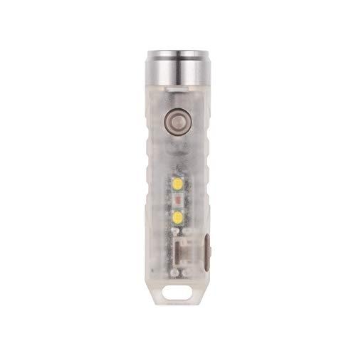 (Upgraded) RovyVon Aurora A5 Taschenlampe mit rotem Standlicht Grow in the Dark, Idee als Geschenk