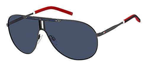 Gafas de Sol Tommy Hilfiger TH 1801/S Ruthenium/Blue 67/7/135 hombre