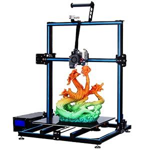 ADIMLab Gantry Pro 3D Printer 24V Power 310X310X410 Build Volume, Resume Print, Run Out Detection, Lattice Glass Platform, Modifiable to Upgrade to Auto Leveling&WiFi