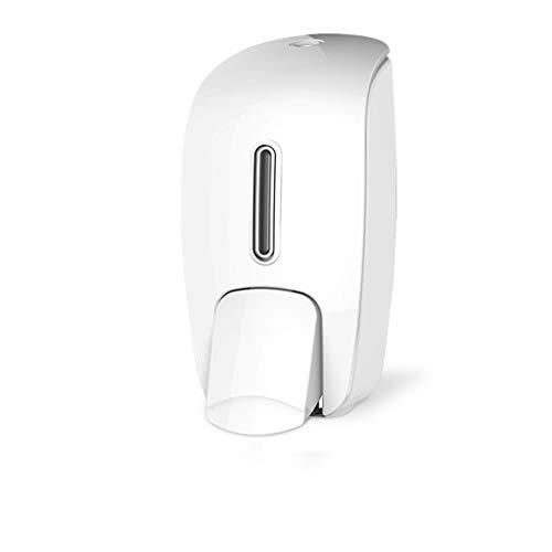 LiuQ Huishoudelijke zeepdispenser Zeepdispenser wandgemonteerde huishoudelijke handreiniger doos keuken wasmiddel gratis ponsen badkamer douche gel