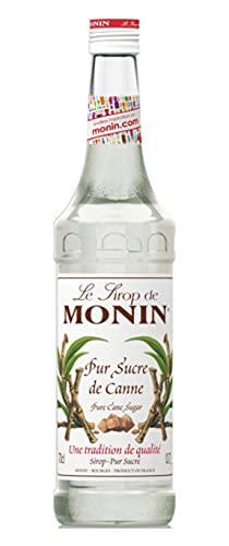 MONIN - Sirop de Pur Sucre de Canne pour Cocktail - 70cl (Épicerie)