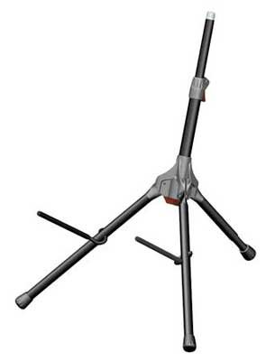 Ultimate Support AMP-150 Ultra Compact, Three-position Tilt Genesis Series Amp Stand with Locking Legs