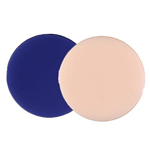 Dolovemk Cosmétique Powder Puff Facial Beauté Poudre Puff Puff Pads Visage Fondation Maquillage Outil pour Corps Visage Maquillage du Visage 2 Pack