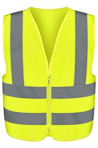 Neiko 53941A High Visibility Safety Vest