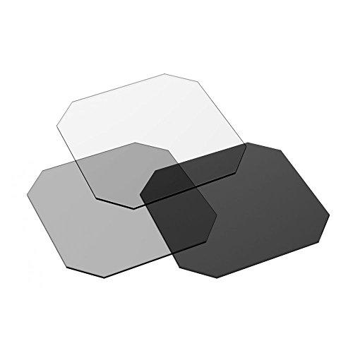 Irix Edge - Juego de filtros de Gel ND (29 x 29 mm, ND4/ND8/ND16, para Objetivos Irix, ultrafinos)