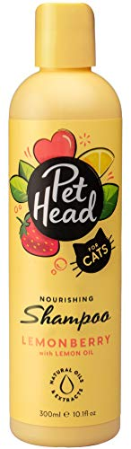 Pet Head Champú para Gatos Felin' Good Champú para Gatos