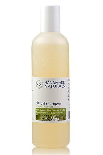 Handgemaakte Naturals Naturals Herbal shampoo voor normaal tot vettig haar.