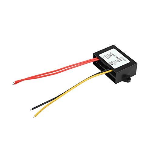 Convertidor de fuente de alimentación Módulo regulador convertidor de fuente de alimentación Regulador de fuente de alimentación 3A Convertidor de potencia CA 24V-CC 12V de alta calidad