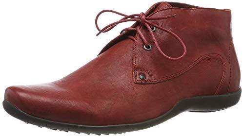 Think! Herren Stone_585614 Desert Boots, Rot (Cherry 73), 40 EU