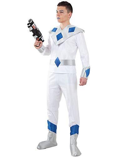 DISBACANAL Disfraz de galáctico para Hombre - -, XL