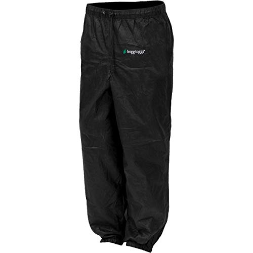 FROGG TOGGS Men's Classic Pro Action Waterproof Breathable Rain Pant