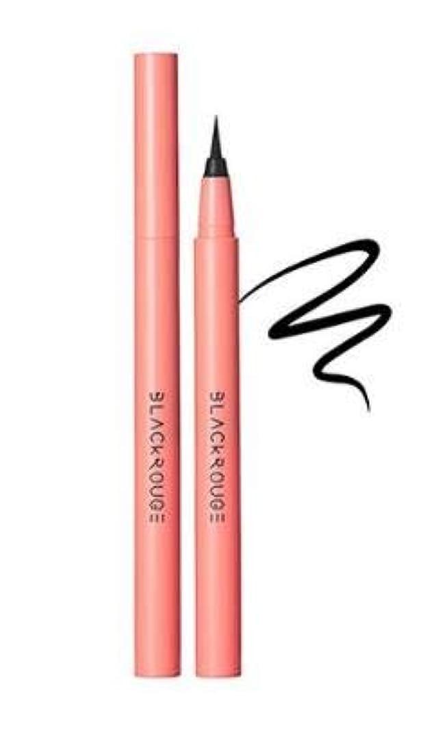 許可看板Black Rouge Power Proof Pen Liner (P01 Deep Black) ブラックルージュ パワープルーフ ペンライナー [並行輸入品]