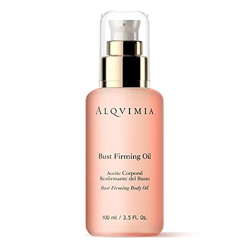 Alqvimia | Aceite Bust Firming | Aceite Reafirmante de Busto, Tonifica e Hidrata el Busto | 100 ml