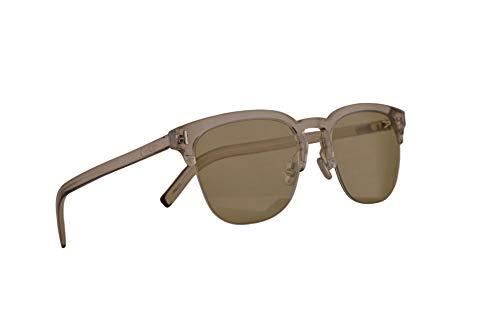 Christian Dior Homme DiorFraction6F Gafas De Sol Beige Con Lentes Verde Oscuro 55mm 10AQT Fraction 6F Fraction6F