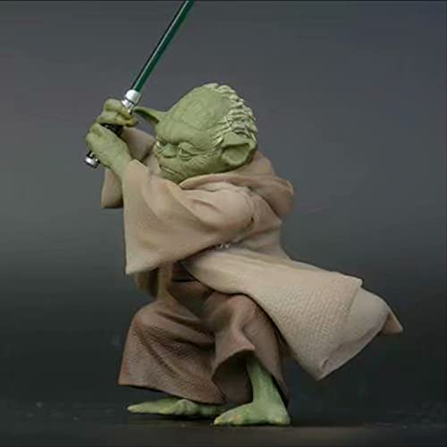 bolin 13cm Star Wars Action Figure Yoda PVC Collection Model Toys