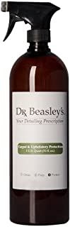 Dr. Beasley's Carpet and Upholstery Protection - 32 oz. Rejuvenates Fibers, Repels Stains and Dirt, Protects All Fabric Surfaces