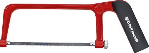 BGS Do it yourself BGS Diy 50344 - Arco de sierra de aluminio, 150 mm