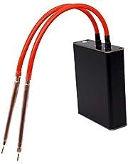 Riiai Mini-punt-lasmachine, lasstift, draagbaar, handgehouden punt-lasgereedschap, 18650, batterij-nikkelband voor supercondensator