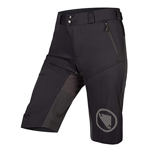 Endura MT500 Spray II Womens Mountain Bike Shorts Large Black