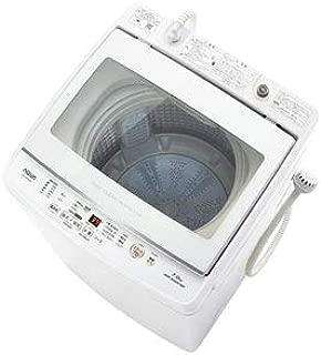 アクア 7.0kg 全自動洗濯機 ホワイトAQUA AQW-GV70H-W