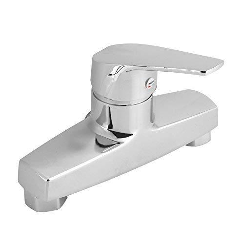 Bathtub Tapas de baño - Grifo de Ducha Aleación de Zinc Aleación de baño Bañera única Manija Grifo Montado en la Pared Válvula de Ducha Mezclador Tap Grifo