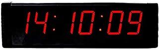 JINHAN المطبخ الرقمي ساعة الفاصل الزمني الموقت عد/حتى ساعة توقيت ساعة مع جهاز التحكم عن بعد للمنزل رياضة اللياقة البدنية ا...