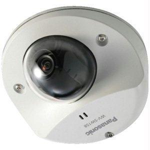 Panasonic WV-SW158 - Cámara de vigilancia (Cámara de Seguridad IP, Interior, Alámbrico,...