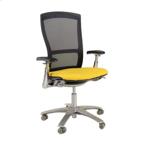 Knoll Life Used Chair New Yellow Seats