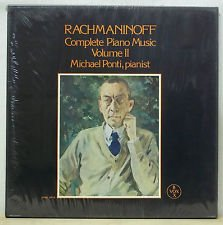Rachmaninoff:Complete Piano Music Vol II:4 Pcs(1887)/Prelude,F Ma./2 Fantasy Pcs(1899)/7 Pcs.Op.10/Moments Musicaux,Op.16/3 Nocturnes(1887)/Oriental Sk./Sonata N.1,d Mi.Op.28/Polka De V.R./2 Pcs(1917)/Melodie,E Ma.Op.3/Serenade,Bb Mi./Impr. on Themes