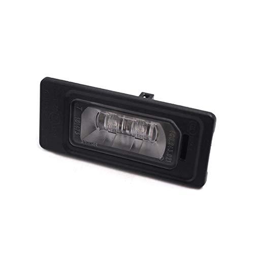 Keep it simple Lámpara de Placa LED 4G0943021 4G0 943 021 5N0943021 3AF943021A Ajuste para A1 A3 A4 A5 A6 A7 Q3 Q5 TT para 2010-2014