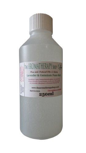 The Aromatherapy Shop Lavande et Géranium Mousse Bain - 100ml