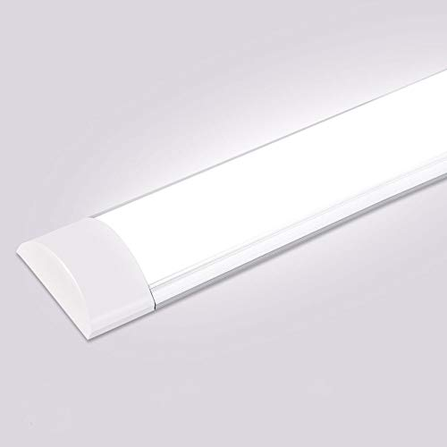 Fluorescentes Led 120Cm Techo Armario Marca SHINNING STAR