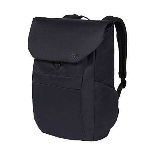 "WAYB Laptop Backpack - Black | Ready to Roam Collection | Backpack for Men or Women | Computer Backpack | Fits up to 15"" Laptop 