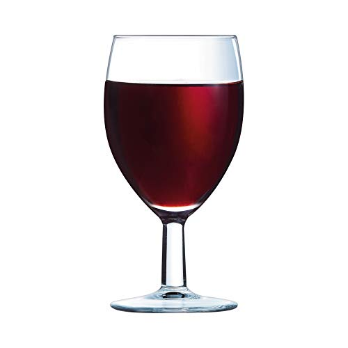 Arcoroc Savoie Jerez 120ml, sin marca de relleno, 12 vasos