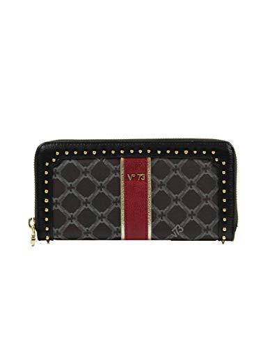 V73 - 42 atena wallet black/brown W929