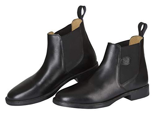 Kerbl Covalliero Leder Classic Reitstiefelette, schwarz, Gr. 40