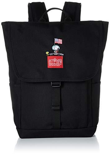 [マンハッタンポーテージ] 正規品【公式】リュック Manhattan Portage × PEANUTS Washington SQ Backpack JR ブラック One Size