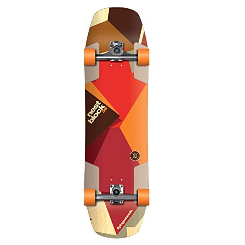 Flying Wheels Surf Skateboard 36 Nestblock surfskate