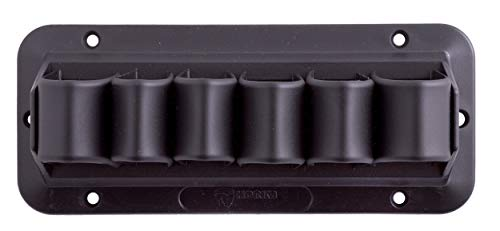 Horka peitschenhalter 15,5 cm schwarz 6 Peitschen