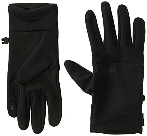 The North Face Etip Recycled Glove, TNF Black, Small