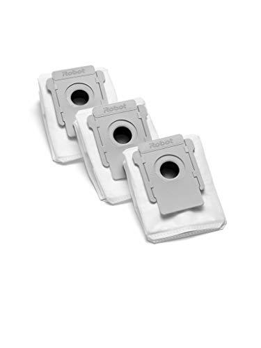 【正規品】 交換用紙パック (3枚) ルンバ i7+ / s9+ 用 アイロボット 4648034