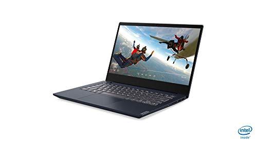 Lenovo IdeaPad S340 Blue Notebook 35.6 cm (14') 1920 x 1080 pixels 10th gen Intel Core i5 8 GB DDR4-SDRAM 512 GB SSD NVIDIA GeForce MX230 Wi-Fi 5 (802.11ac) Windows 10 Home IdeaPad S340,