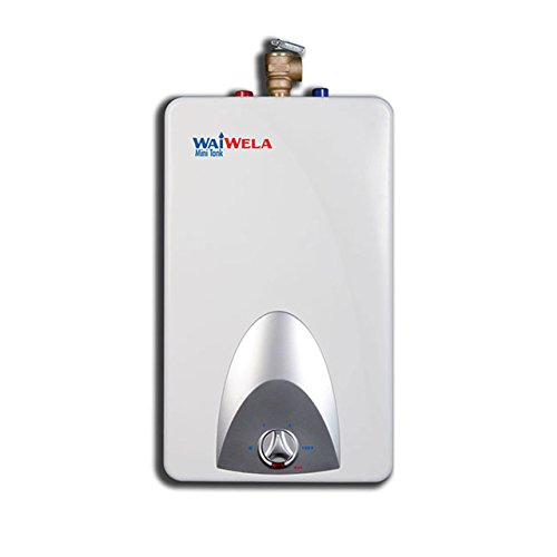 WaiWela WM-4.0 Mini Tank Water Heater 4-Gallon