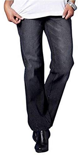 Jeans in gerader Form von 4Wards in Grey Denim Gr. 92