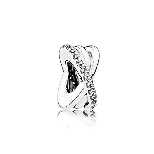 shangwang Fashion Mermaid&Frog Turtle Charm Bead Pendant Fits Pandora Charms Bracelet Necklaces For Women Diy Fashion Jewelry Making Gift 18