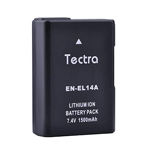 Bateria EN-EL14 TECTRA Para Nikon D3100 D3200 D3300 D5200